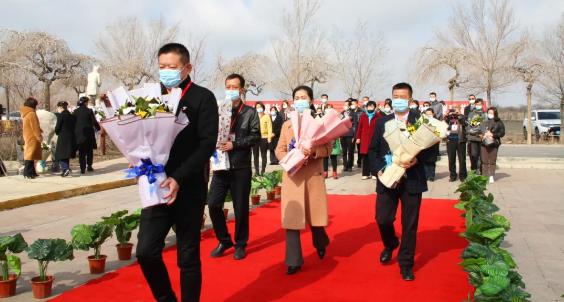 别样清明 因爱而生——新疆九龙生态园2021年清明文化节